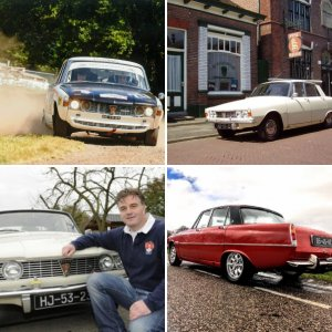 Rover P6 divers
